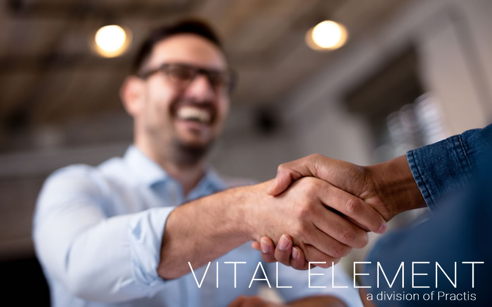 Becoming a Vital Element client