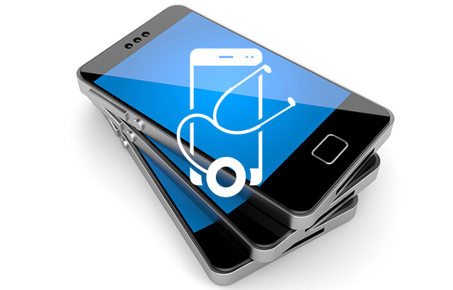 Mobile Medical Website Design