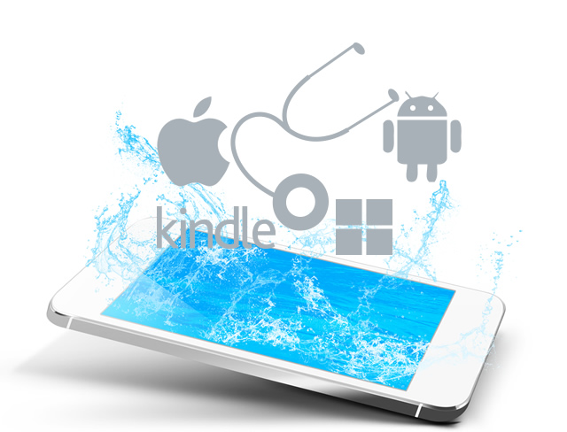 iPhone Mobile Medical Web Site Design