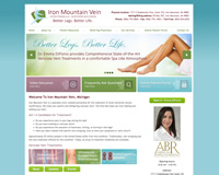 Vascular Surgeon Vein Website Designers