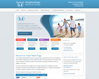 Nephrology Web Design