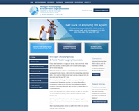 Medical Website Design Inspiration By Vital Element Inc