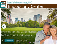 Endoscopy Center Website Design