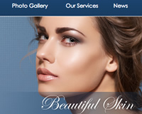 Plastic Surgeon Website Design