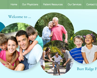Family Practice Web Design