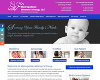 ObGyn Women's Website Design