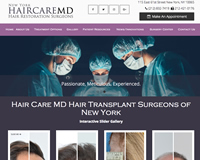 Hair Transplant Specialists NYC